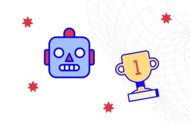 1 место на чемпионате по искусственному интеллекту