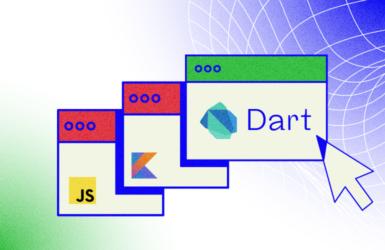 Почему Flutter использует Dart, а не Kotlin или JavaScript